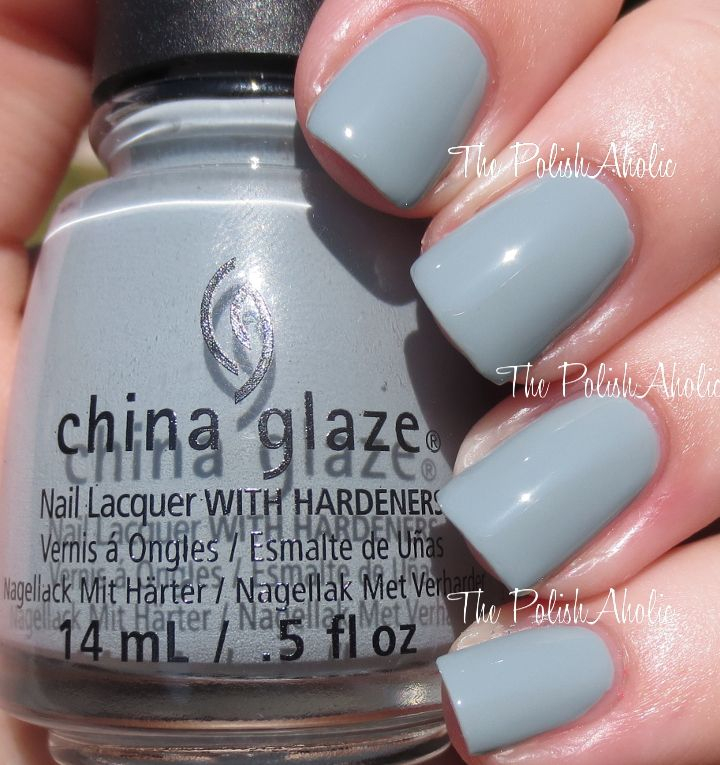 17 best Grey/Blacks images on Pinterest | Nail polish, Manicures and ...