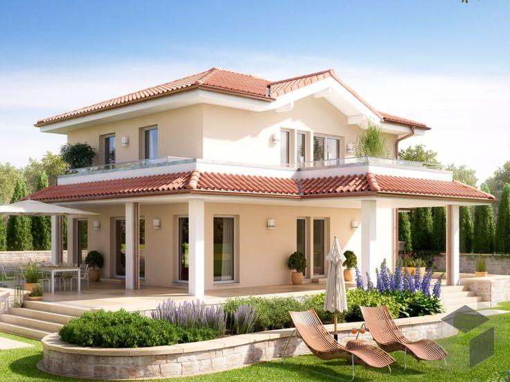Fassadenfarben-fur-hauser-53 die besten 25+ mediterrane häuser - fassadenfarben fur hauser