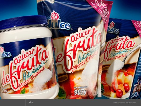 Packaging paraNulce by Carlos A. Rivera, via Behance