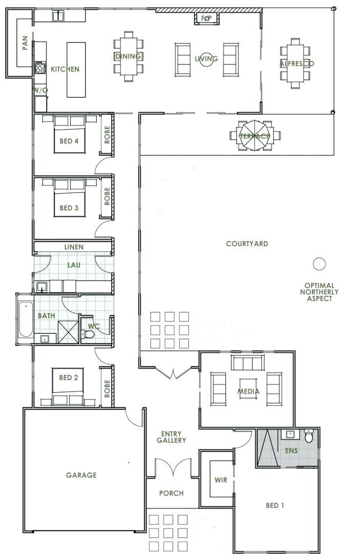 Affordable Concrete House Plans 2021