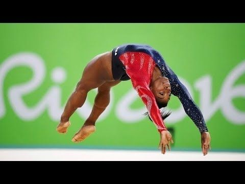 Simone Biles - Gymnast Journey - Augus