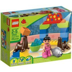 Lego Duplo 10503 Cirkusové představení