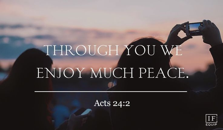 Acts 24:2-9 | IF:Equip