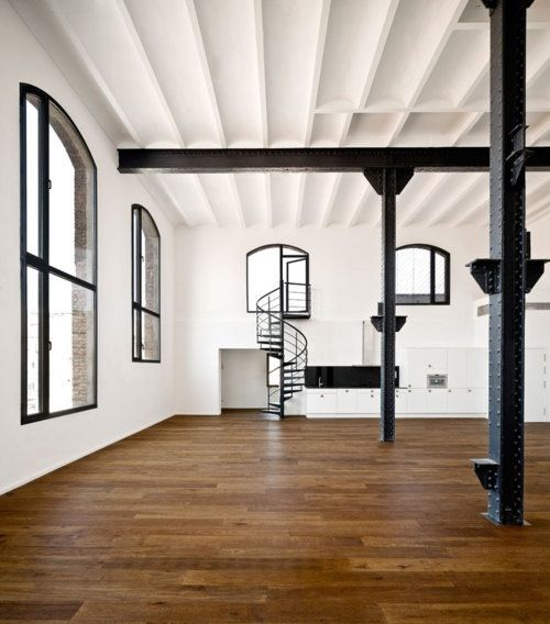 Would love to live in a loft