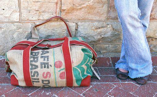 Cafes Do Brasil Coffee Travel Bag baremade.com