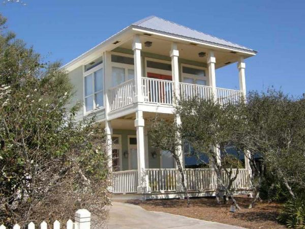 8881 East County Highway 30a Seacrest Beach Real Estate Houses For Sale In Seacrest Beach Beach House Vacation Rentals Beachfront House Beach Cottage Exterior