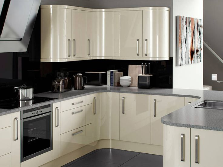 Lusso Kitchen - Contemporary Kitchens