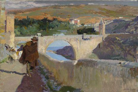 'El ciego de Toledo', de Sorolla.