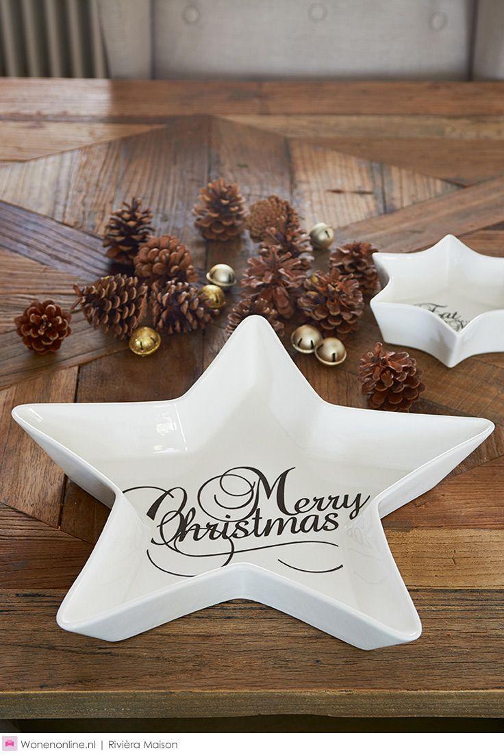 Rivièra Maison winter en kerstcollectie 2015 #kerstmis #christmas #x-mas…