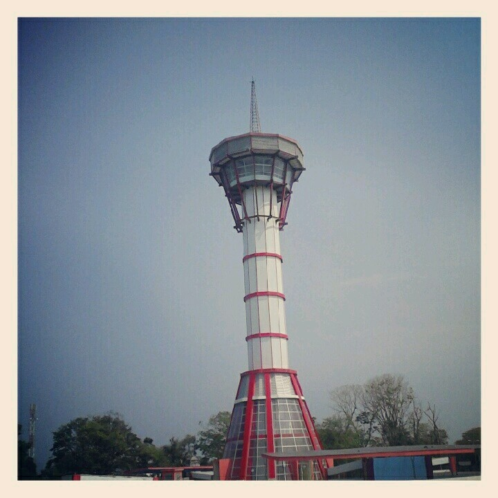 View tower bengkulu