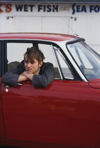 Damon Albarn Car Parklife
