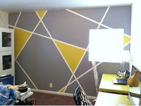 feature wall idea
