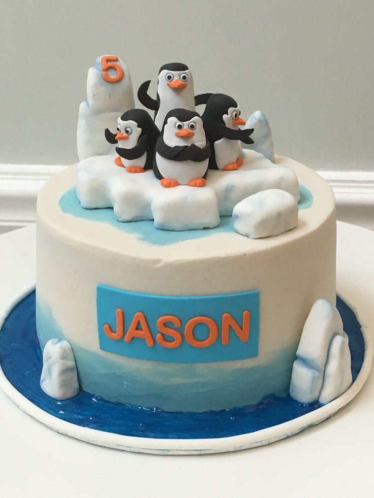 Penguins Of Madagascar Cake Decorating Kit 1 : uber 1.000 Ideen zu ?Madagaskar Kuchen auf Pinterest ...