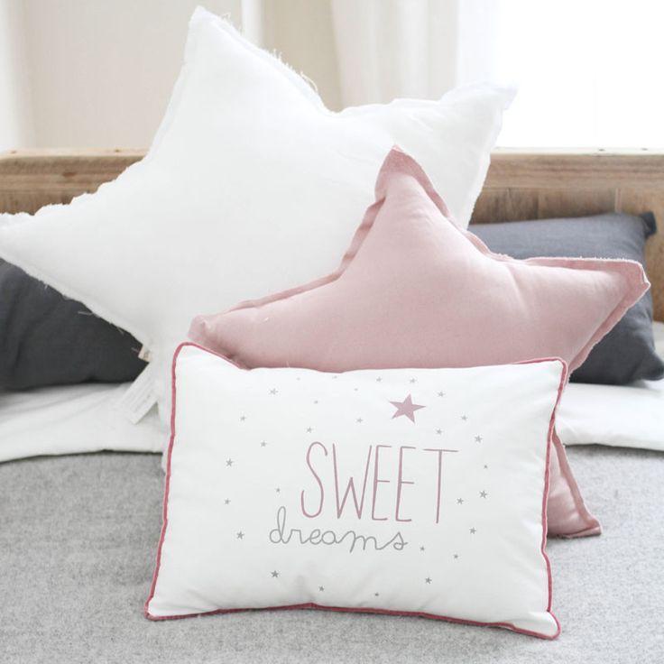 Cojín Frases Sweet Dreams