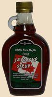 Javorovy sirup a soda 3 díly javorového sirupu a jeden díl jedlé sody ( soda…