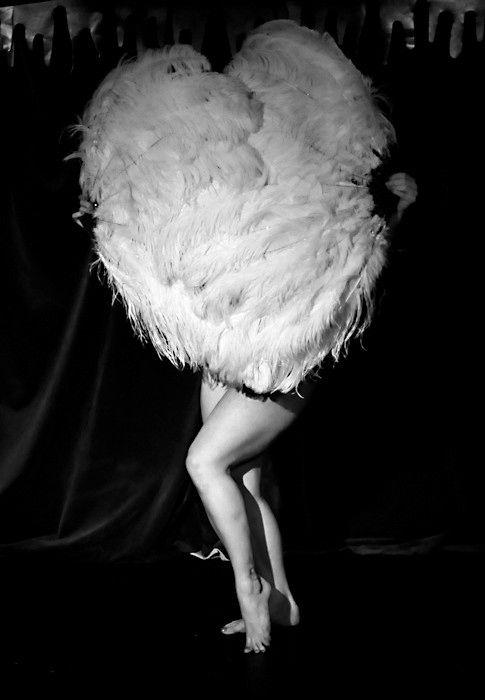 burlesque, baby.