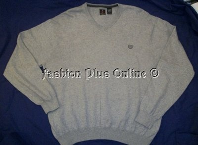 Chaps Ralph Lauren Cashmere and Cotton Sweater for men.