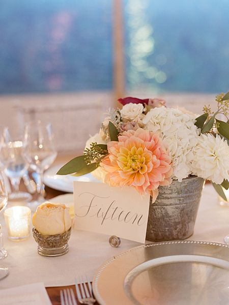 Brides: A Late September Wedding at Nantucket's Westmoor Club