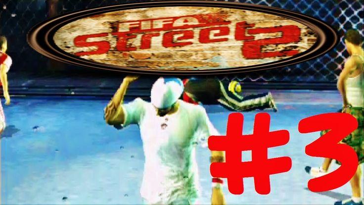 FIFA Street 2 / Gameplay #3