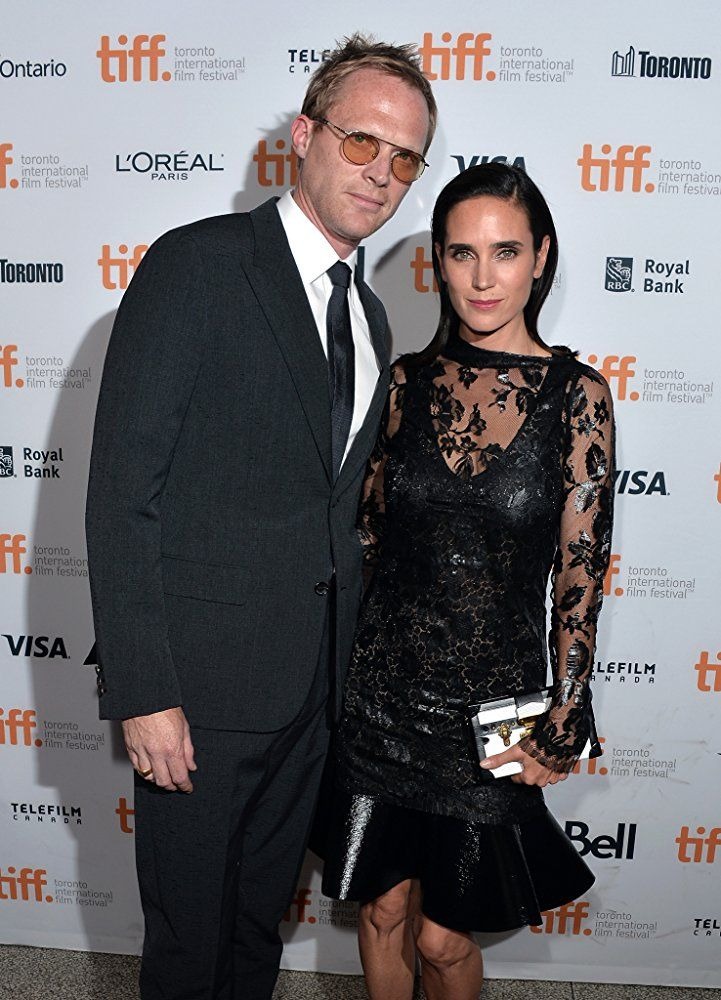 Jennifer Connelly And Paul Bettany At An Event For Shelter 2014 Jennifer Connelly Paul Bettany Celebrity Couples