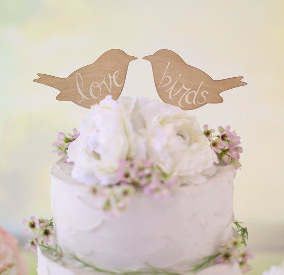 Best 25 bird wedding cakes ideas on pinterest bird cake toppers love birds wedding themed inspiration on the blog today check it out solutioingenieria Image collections