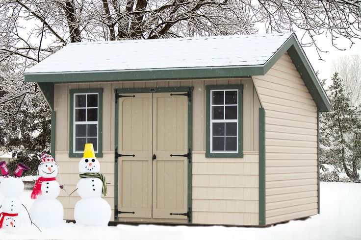 17 best images about vinyl sided storage sheds in pa on for Builders unlimited