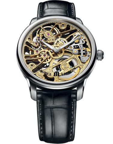 Maurice Lacroix Masterpiece Squelette Tradition Men's Mechanical Watch – Salera's Jewellmasters