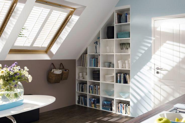 Dachfenster | JASNO Shutters, Holzjalousien und Senkrechte Lamellen in Deutschland