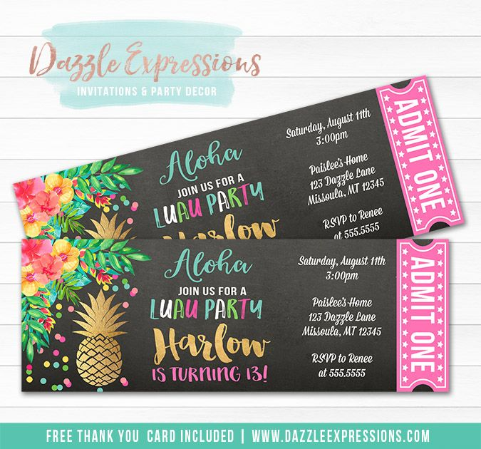1458 best printable invitations images on pinterest