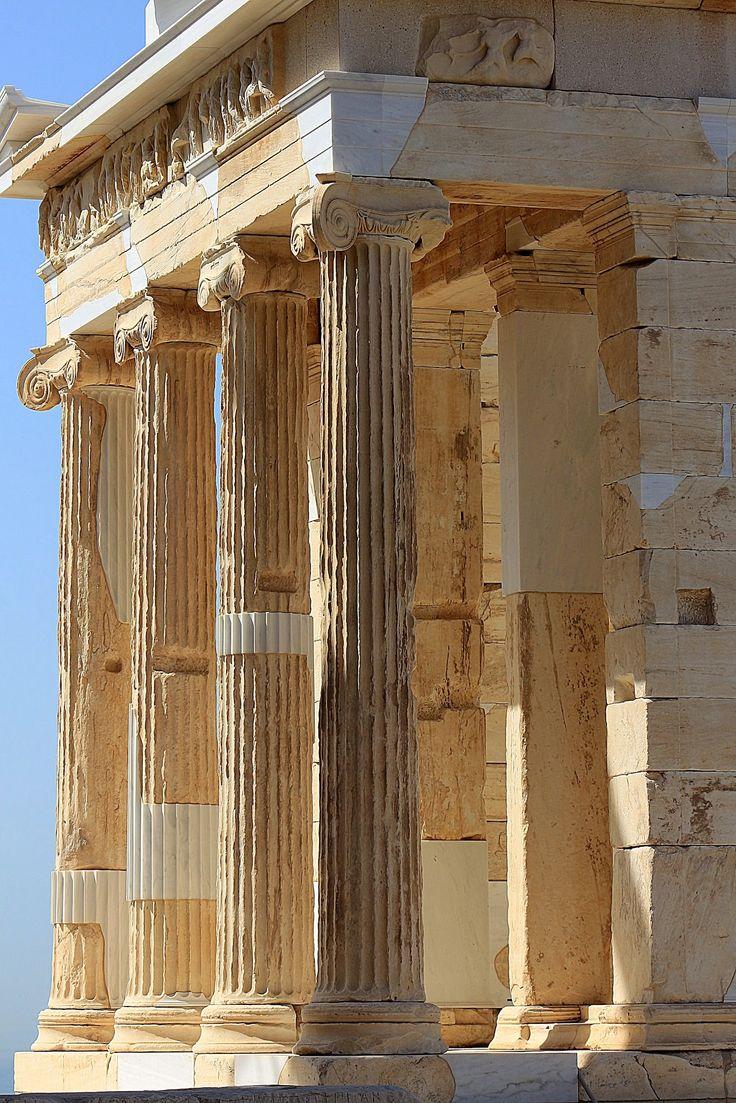 #Erehthion #Acropolis #Athens #Greece #history #culture #monuments #ILoveGreece #JOHNNY
