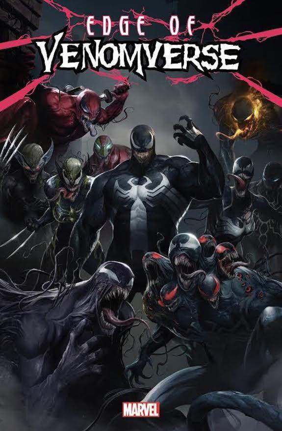 EDGE OF VENOMVERSE Venomizes the Marvel Universe