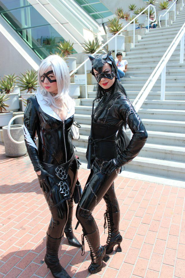 Cat cosplay.: Cat Cosplay, Comiccon 2012, Comic Con 2012