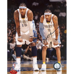 "Melo and ""the Answer"" A.I.   2 favorite NBA players"