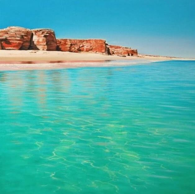 The colours of the Dampier peninsula in Australia's North West are pretty extraordinary. #Western #Australia