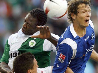 Keine Punkte im Heimspiel gegen den Karlsruher SC (16.09.2007)