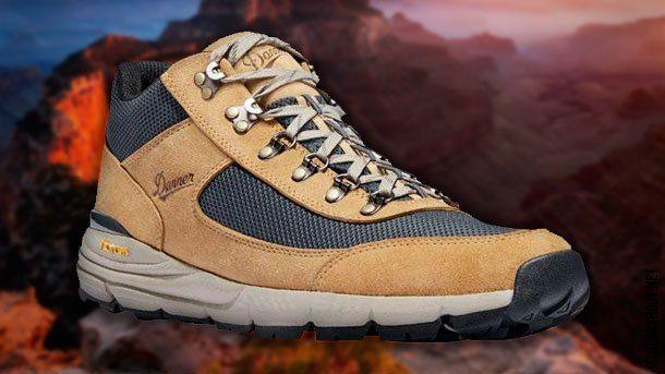 South Rim 600  новые облегчённые походные ботинки от компании Danner на 2018 год