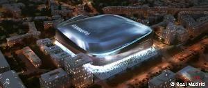 El Santiago Bernabéu a lo largo de la historia