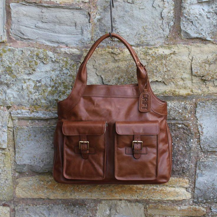 Drift Bag Faye - Drift Classics Faye Work Bag Shopper | Drift Bags