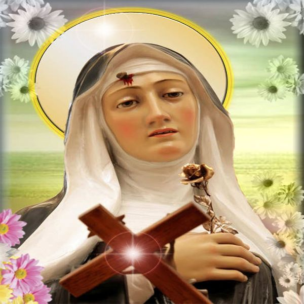 Oración a Santa Rita para Situaciones Difíciles y Desesperadas