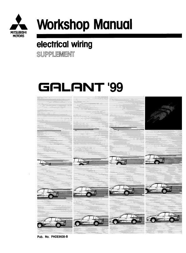 1999 Mitsubishi Galant Electrical Wiring Diagram Download Electrical Wiring Diagram Electrical Diagram Electrical Wiring