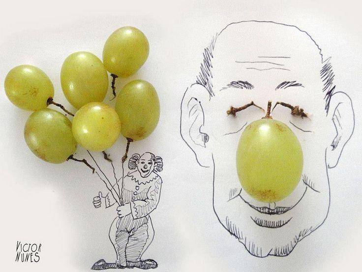 Victor Nunes Faces - http://www.differentdesign.it/2014/01/22/victor-nunes-faces/