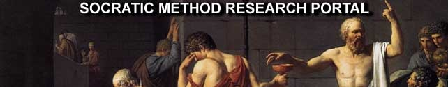 A lot to read here, but seems to have some amazing Socratic resources