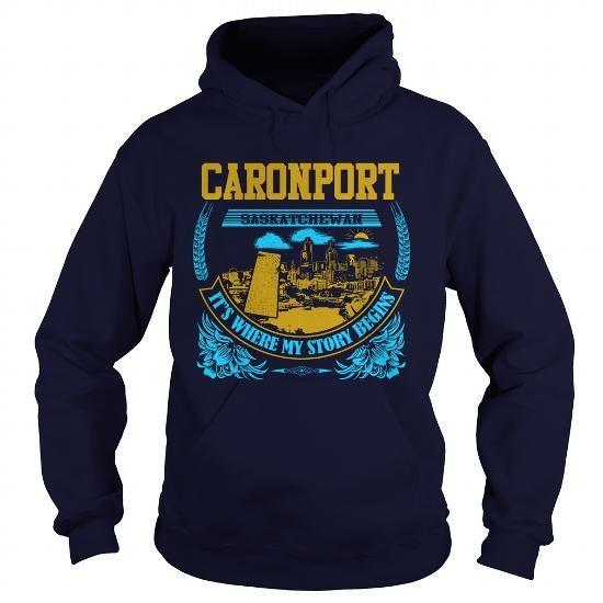 I Love  CARONPORT -Saskatchewan  T-Shirt