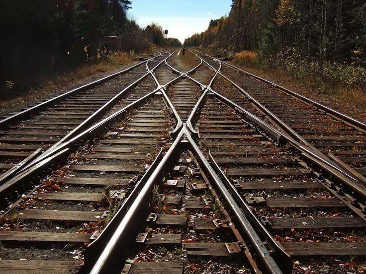 'Pasajeros al tren'. Fotografías del mundo del tren