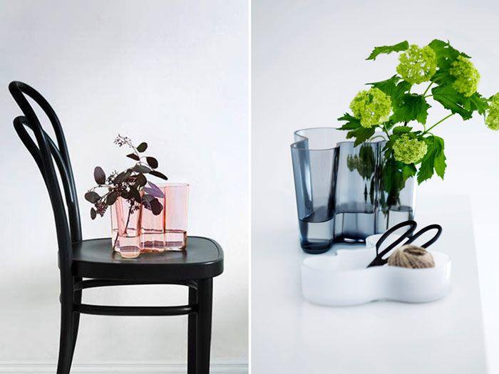 Susanna Vento for Iittala via Nordic Design.