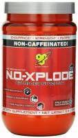 BSN NO Xplode 2.0 Caffeine Free to w zasadzie to samo co Xplode 2.0 jednak ta przedtreningówka nie zawiera kofeiny i jest przeznaczona dla osób, które z powodów zdrowotnych nie mogą stosować kofeiny w dużych ilościach. Daje całkiem ładne osiągi jak na produkt bez kofeiny. #energia #kreatyna #trening