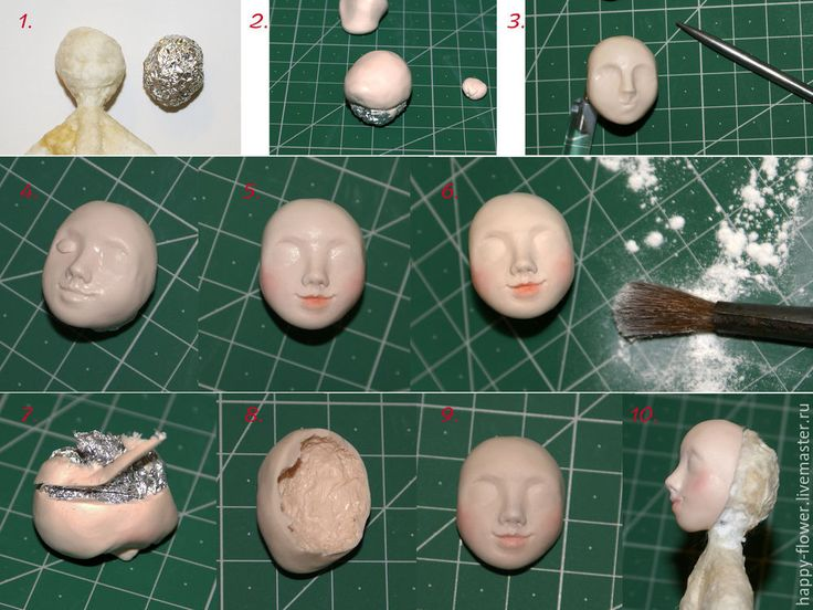 Снегурочка под ёлку: как сделать классическую ватную игрушку на каркасе - Ярмарка Мастеров - ручная работа, handmade