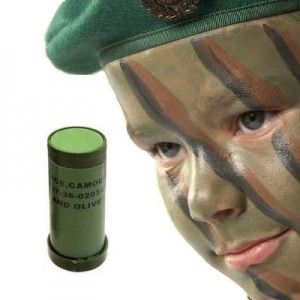 Kids Camo Face Paint | Kids Army Face Paint Stick | Fast Delivery
