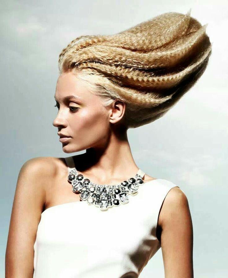 ✄ Fair Hair Flair ✄ the wave