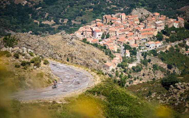Road Biking in Corsica, France by Christoph Oberschneider on 500px